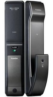 Cerradura Digital Kaadas K9 Huella, Tarjeta, Clave, Llave Y Bluetooth