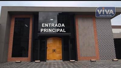 Casa À Venda, 280 M² Por R$ 1.900.000 - Centro - Itajaí/sc - Ca0677