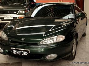 Hyundai Fx Coupe 2.0 Super Full 2000 Nafta Airbags Verde