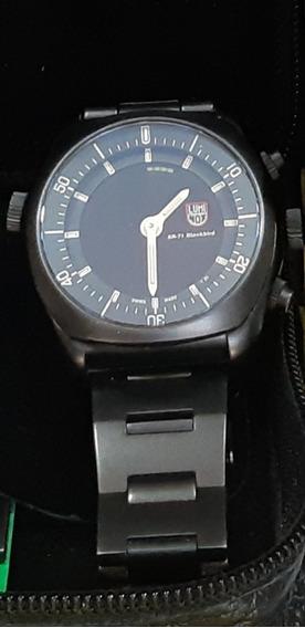 Relógio Luminox Sr-71 Blackbird 9052