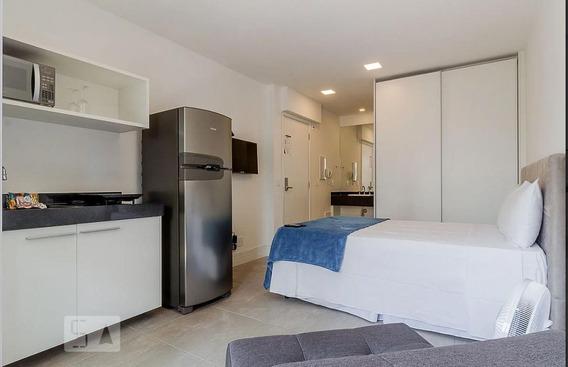 Apartamento À Venda - Vila Olímpia, 1 Quarto, 30 - S893030552