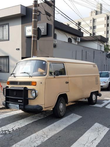 Volkswagen Kombi Kombi Diesel Furgão