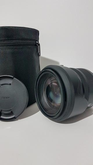 Lente Sigma Art 24mm 70mm 2.8 Canon