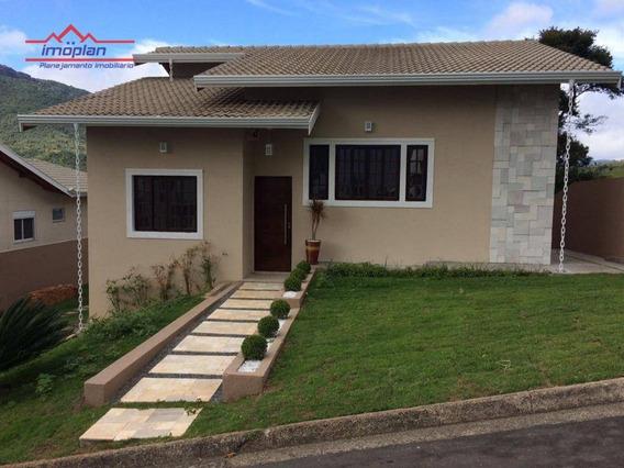 Casa Residencial À Venda, Jardim Maristela, Atibaia. - Ca2886