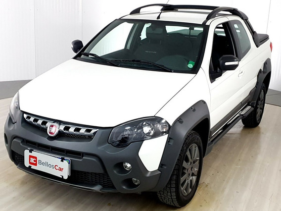 Fiat Strada 1.8 Mpi Adventure Cd 16v Flex 3p Manual 2018...