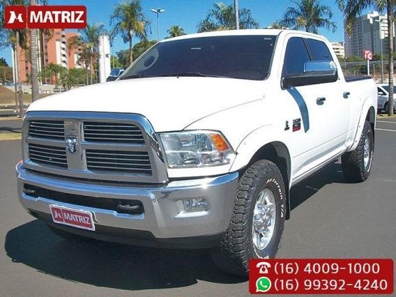 Dodge Ram 2500 Laram 4x4 Cd 6 Cilindros 6.7 Ie Turbo