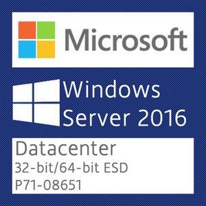 Windows Server 2016 Datacenter Retail C.garantia Envio1h +nf