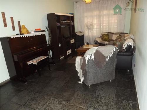 Imagem 1 de 24 de Sobrado  Residencial À Venda, Umarizal, São Paulo. - So0047