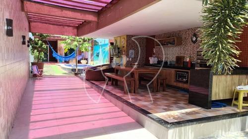 Imagem 1 de 18 de Casa Com 3 Dormitórios À Venda, 140 M² Por R$ 780.000,00 - Centro - Eusébio/ce - Ca0355