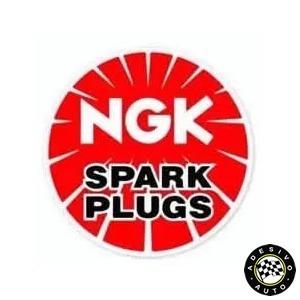 2 Adesivos Ngk Spark Plugs Alta Qualidade A Pronta Entrega