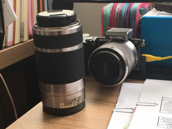 Câmera Fotográfica Sony Nex-5r.