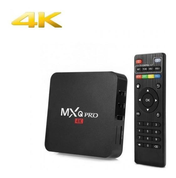 Conversor Smart Tv Box - 4gb Ram/ 64gb - 4k 5g Android 10.0