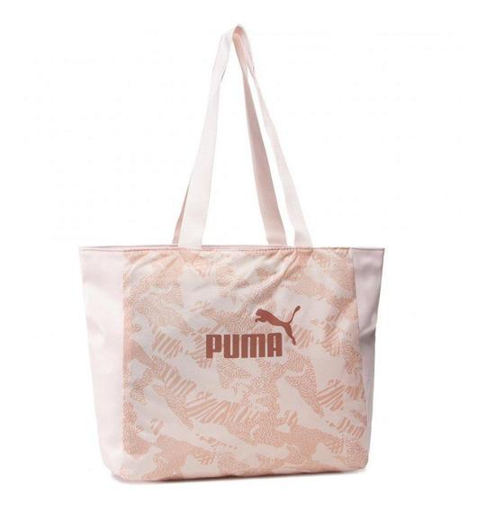 Bolsa Puma Core Up Large Shopper 076971-02 - Tamanho Único