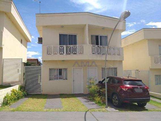 Duo Granja Viana - Ótima Casa C/ 2 Dts E Linda Vista!!! R$ 270.000,00!!! - Ca1317