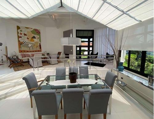 Casa Com 3 Dormitórios À Venda, 729 M² Por R$ 3.500.000 - São Paulo Ii - Cotia/sp - Ca0666