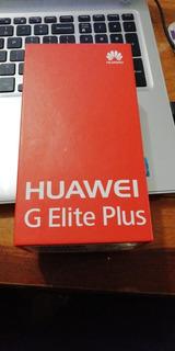 Celular Huawei G Elite Plus Dorado