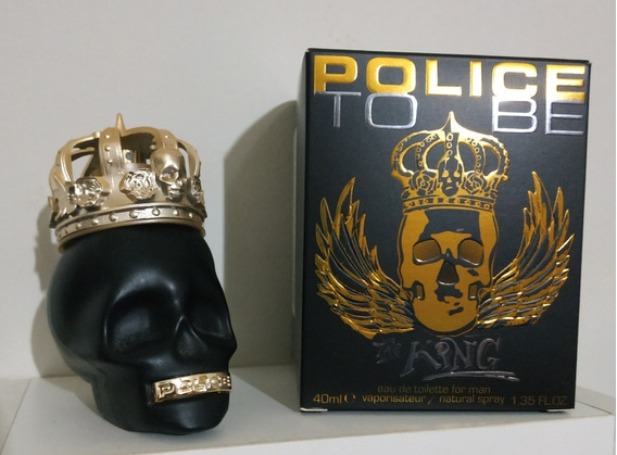 Perfume Police To Be The King Edt - Police 35/40ml