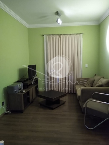 Imagem 1 de 24 de Apartamento Para Venda Na Vila Industrial Em Campinas - Imobiliária Em Campinas. - Ap04258 - 69303745