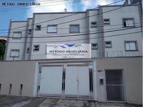 Cobertura Para Venda Em Santo André, Vila Tibiriçá, 3 Dormitórios, 2 Banheiros, 1 Vaga - 12702_1-1486499