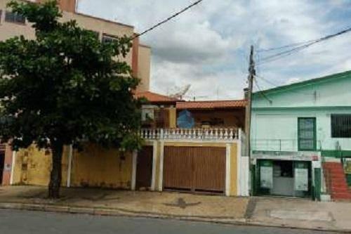 Casa Residencial À Venda, Vila Joaquim Inácio, Campinas. - Ca0486