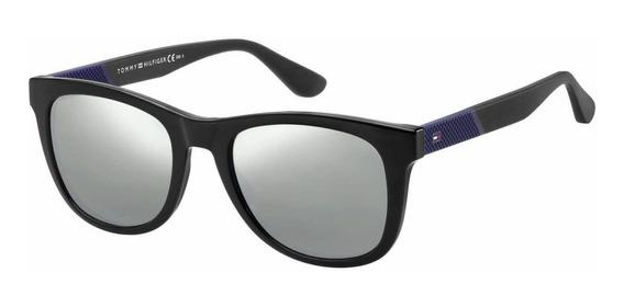 Óculos Tommy Hilfiger 1559/s Preto/azul