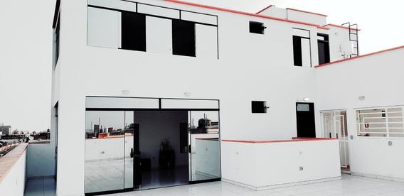 Alquiler Departamento Duplex Amoblado Para Vivienda Oficina