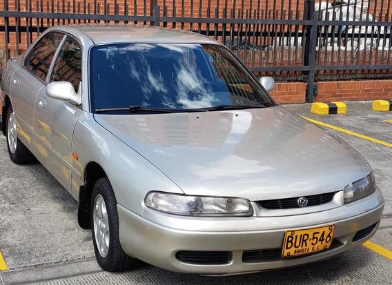 Mazda 626 Matsuri, Sedán, 1997, Unico Dueño, 118.000 Km