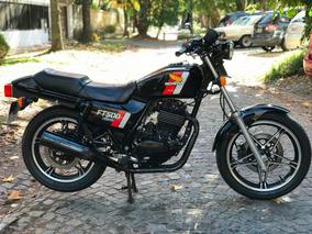 Honda Ft 500 Ascot Moto Clasica Estilo Cafe Racer Simil Xl