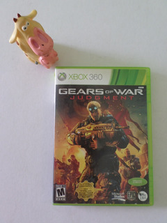 Gears Of War Judgment Xbox 360 Garantizado