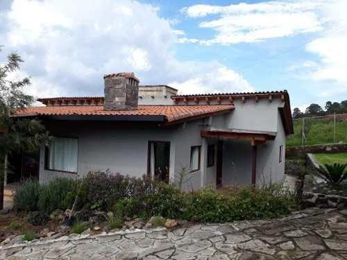 Casa En Renta, Cerro Gordo