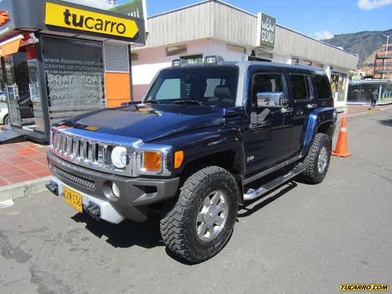 Hummer H3 3.7l Lux At 3700cc 5p