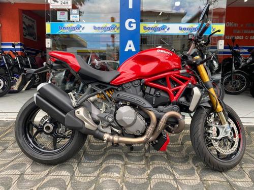 Ducati Monster 1200 S 2020 Vermelha Garantia Fábrica