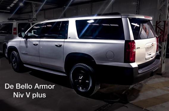 Chevrolet Suburban Hd 4x4 De Bello Armor Nivel 5 Plus