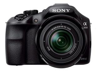 Sony Alpha 3000 + Lente E 18-55mm F 3.5-5.6 Oss