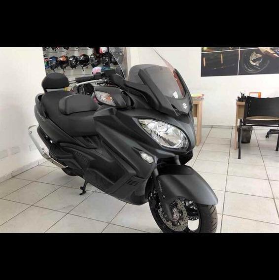 Suzuki Burgman 650 2019