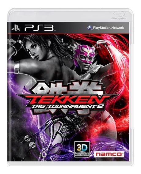 Tekken Tag Tournament 2 Ps3 | Mídia Física