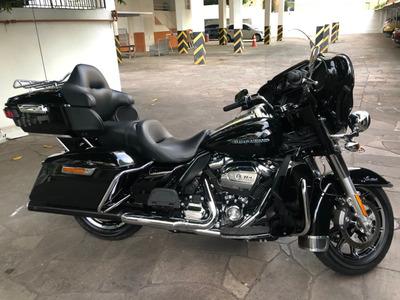 Harley Ultra Pretona Linda E Bruta