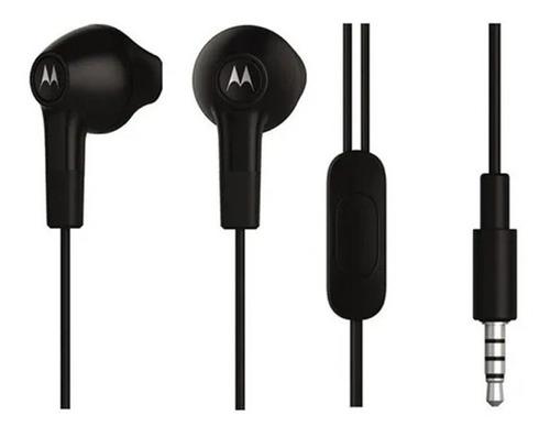 Audífonos Motorola Originales Conexión 3.5 Mm