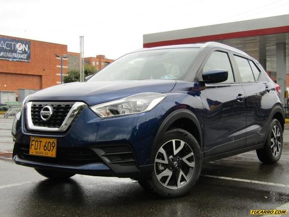 Nissan Kicks Sens