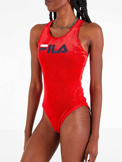 Bodysuit Fila Mujer Nuevo Original Importado De Usa Talle L