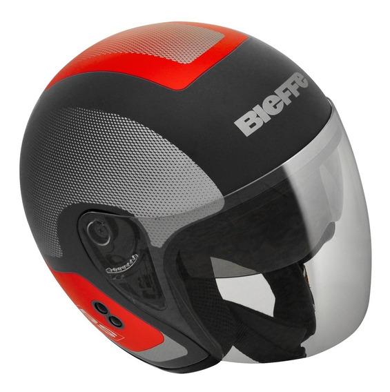 Lançamento - Capacete Motociclista Bieffe Allegro Doccia