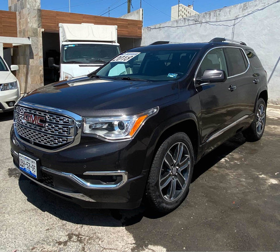 Gmc Acadia 3.7 Denali At 2018