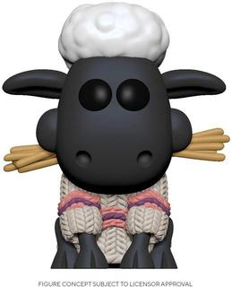 Funko Pop Wallace & Gromit Shaun The Sheep