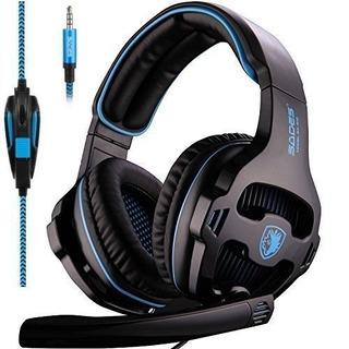Sades Sa810 Auriculares Estéreo De Juegos Para Xbox One Pc P