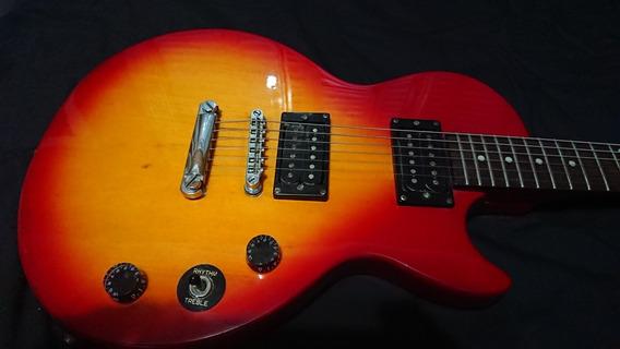 Guitarra EpiPhone Special Ll Permuto Por Bajo Squier Cort