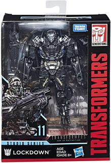 Transformers Studio Series 11 Deluxe Class M4 Lockdown E0747