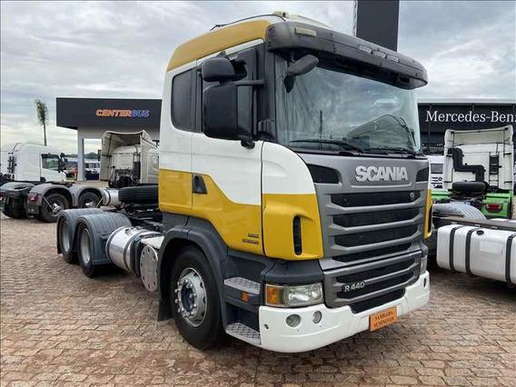 Scania R 440 Optcruise - 6x2 =fh 460 =actros 2546 =axor 2544