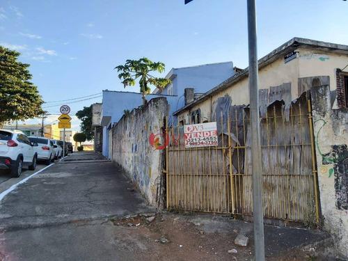 Imagem 1 de 8 de Terreno À Venda, 112 M² Por R$ 370.000 - Cidade Patriarca - São Paulo/sp - Te0017