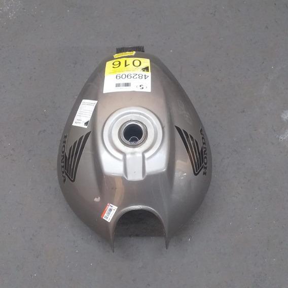 Tanque Combustível Honda Cg 150 Fan Cinza 2012