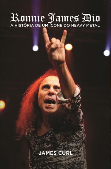 Livro Ronnie James Dio - Black Sabbath Heaven & Hell Rainbow